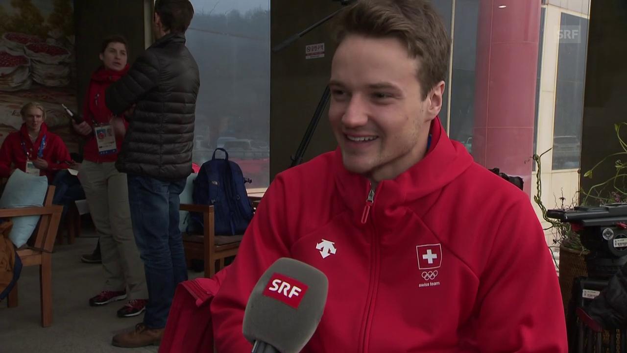 Bösch: «In unserem Sport muss man Risiken managen können»