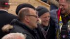 Video «Tigers bleiben in Davos chancenlos» abspielen