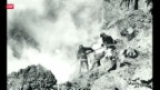 Video «50 Jahre nach dem Flugzeugunglück in Dürrenäsch» abspielen