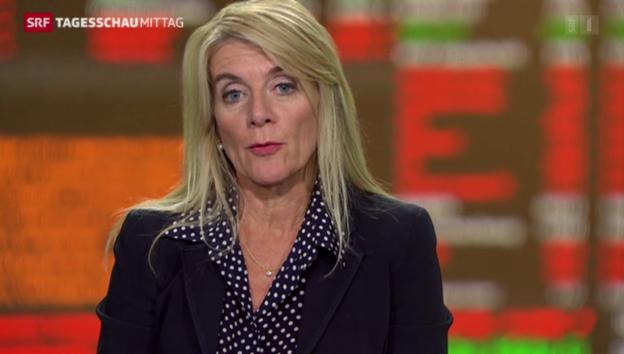 Video «Einschätzungen von SRF-Wirtschaftsredaktorin Marianne Fassbind» abspielen