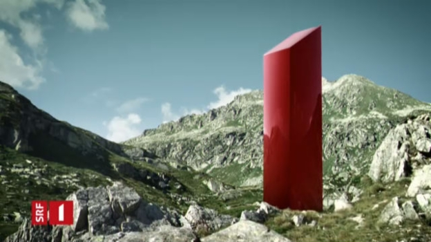 Video «Station Ident SRF 1: Serpentine» abspielen