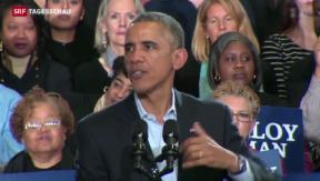 Video «USA vor den «Midterm Elections»» abspielen