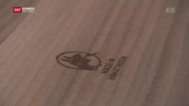 Video «Puma einigt sich mit Thurgauer Holzfirma» abspielen
