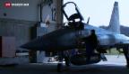 Video «SVP will Tiger-Kampfjets nicht ausser Dienst stellen» abspielen