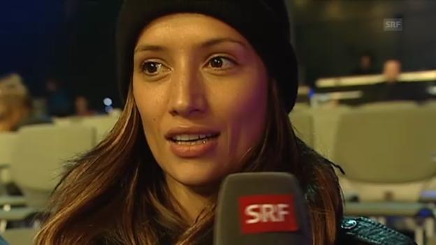 Video «Melanie Winiger und ihre Pannen-Panik» abspielen