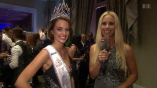 Video ««g&g weekend spezial» an der Miss-Schweiz-Wahl» abspielen