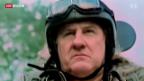Video «Nationalheld Depardieu auf Abwegen» abspielen