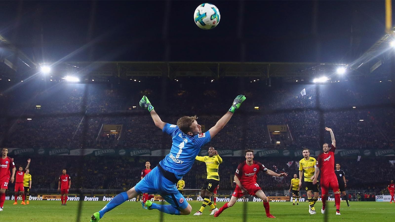 Dortmund klettert dank Batshuayi auf Rang 3 (ARD, Daniel Neuhaus)