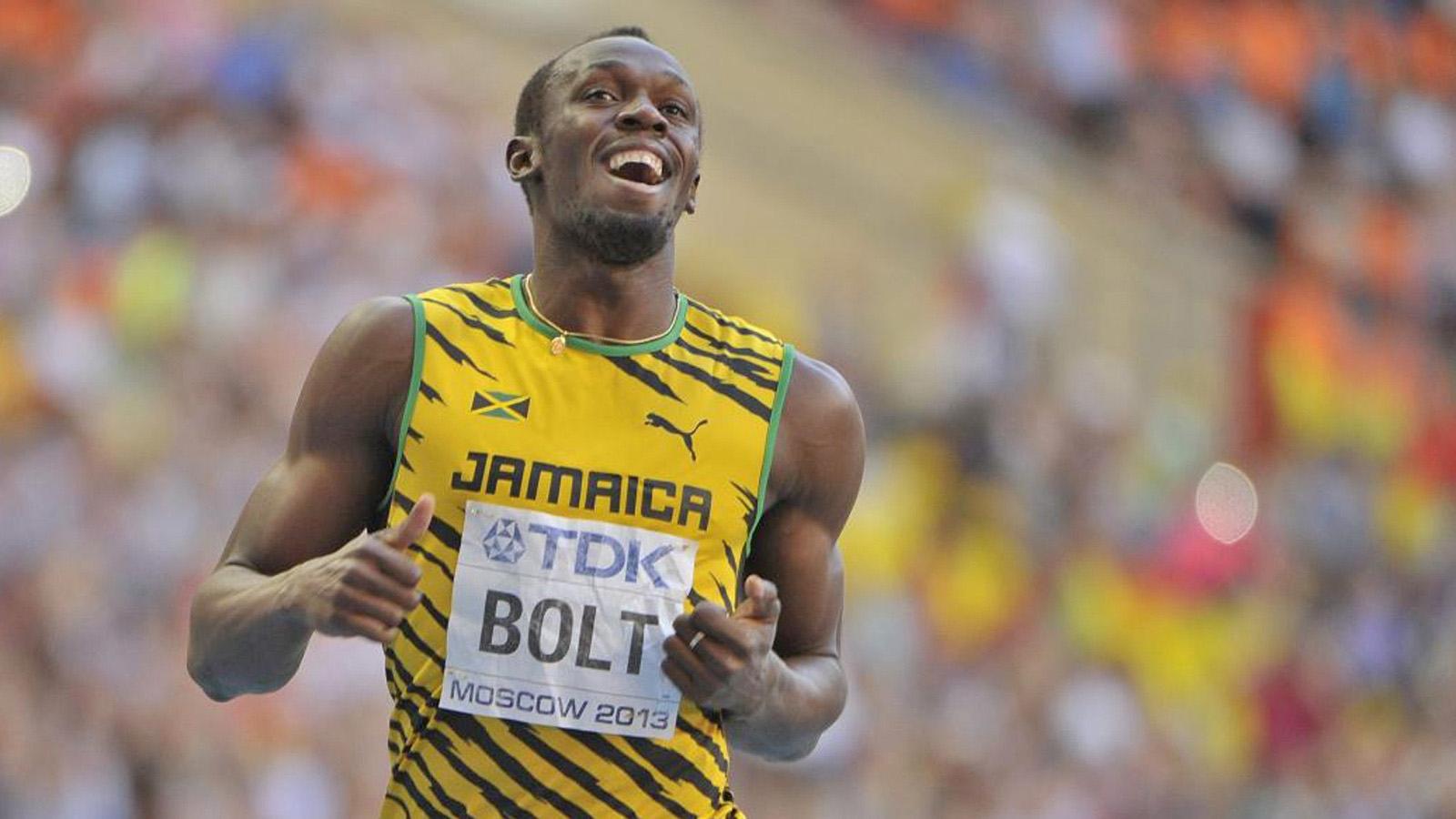 SRF-Kommentator Patrick Schmid über Usain Bolt (Radio SRF 1)