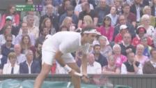Video «Federer - Willis: Die Live-Highlights» abspielen