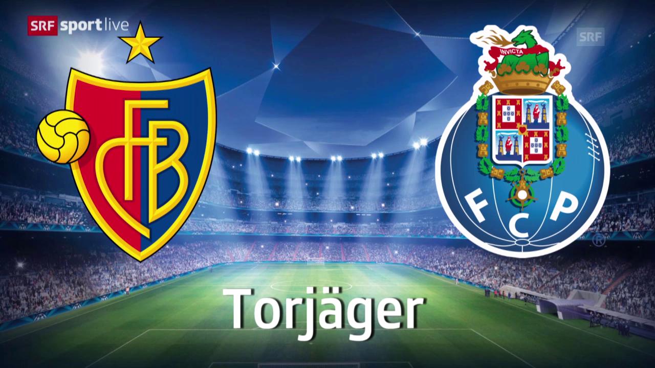 Fussball: Champions League, Vorschau Basel - Porto