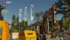 Video «Stellenabbau bei Sulzer in Winterthur» abspielen