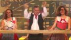Video ««Dä Nötzli mit dä Chlötzli» zeigt eine Chlefeli-Show» abspielen