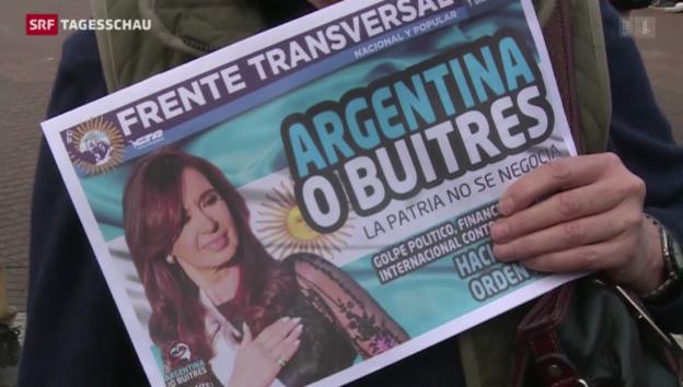 Video «Argentinien und die Staatspleite» abspielen