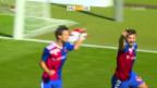 Video «Zusammenfassung Basel - Sion» abspielen