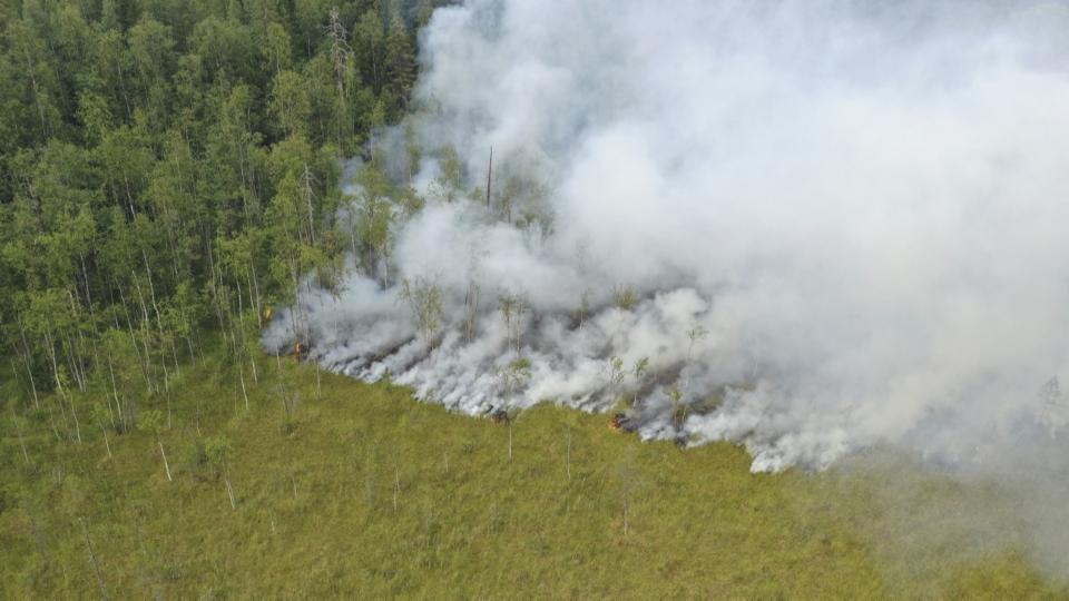 Waldbrände in Russland lassen bedrohliche Rauchschwaden heraufziehen