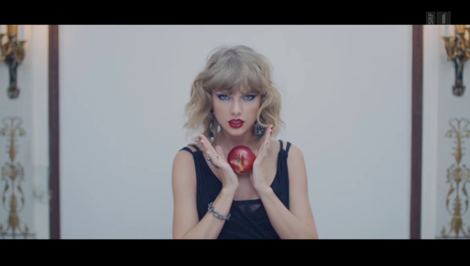 Taylor Swift - Sängerin mit Autorität
