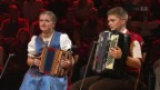 Video «Geschwister Sutter: Fer d'Rossner Schefer» abspielen