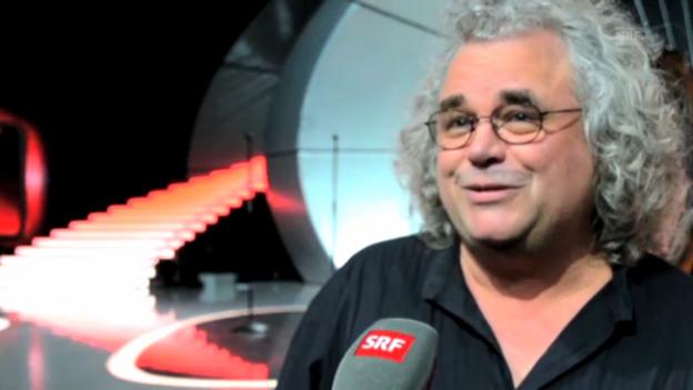 Video «Andreas Vollenweider über die Hymne «Uthando»» abspielen