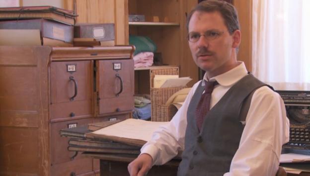 Video «Kurzinterview Buchhalter Christian Thalmann» abspielen