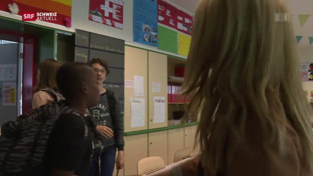 Video «Eine neue Hausaufgabenkultur in Ennetbaden AG» abspielen