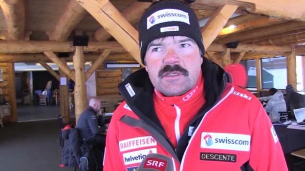 Video «Ski: Männerchef Stauffer über die Situation in den verschiedenen Disziplinen» abspielen