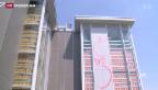 Video «Schweizer Tag in Mailand» abspielen