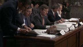 Video «USA erhöhen Druck im Steuerstreit» abspielen