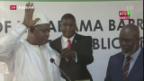 Video «Senegals Truppen in Gambia einmarschiert» abspielen