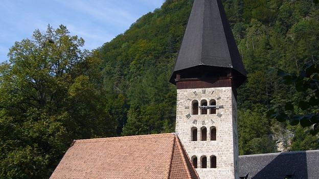 Glockengeläut der Kirche St. Michael, Meiringen
