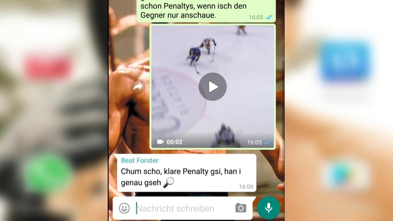 Achtung Satire: Der geheime Chat der NLA-«Haudegen»