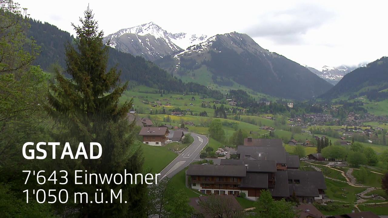 Heute fährt der Tross nach Gstaad