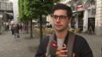 Video «Umfrage: Gibt es eine europäische Identität?» abspielen