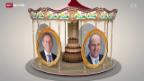 Video «Das Kandidaten-Karussell dreht weiter» abspielen