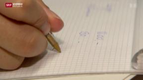 Video «Bekämpfung der Jugendverschuldung» abspielen