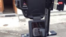 Laschar ir video «Fotografar»