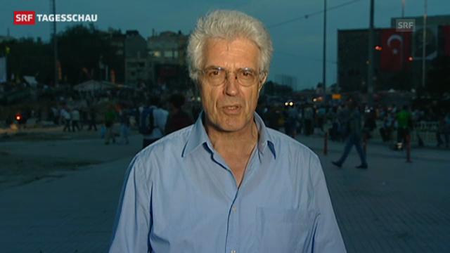 SRF-Korrespondent: «Erdogans Weltbild ist antiquiert»