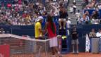 Video «Lopez stoppt Browns Höhenflug» abspielen