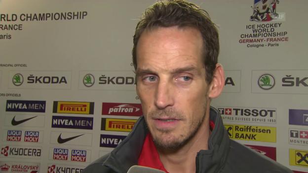 Video «Fischer: «Die Mannschaft ist mega reif»» abspielen