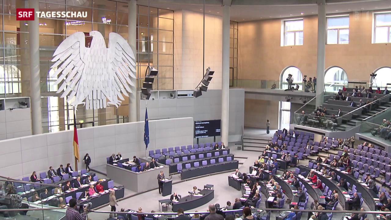 Bundestag regelt die Sterbehilfe neu
