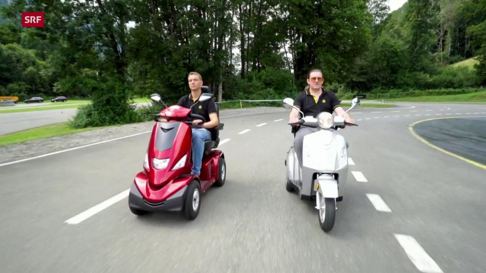 Test Seniorenmobile: Gute Bewertung für die teuersten Modelle