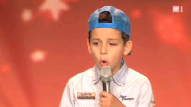 Video «Sendung 2 vom 1.2.2012» abspielen