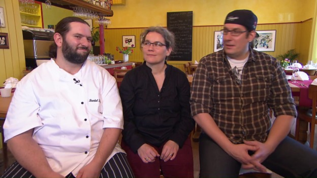 Video «Stadt Winterthur – Tag 2 – Restaurant Zum Grünen Hund (Wiederh.)» abspielen