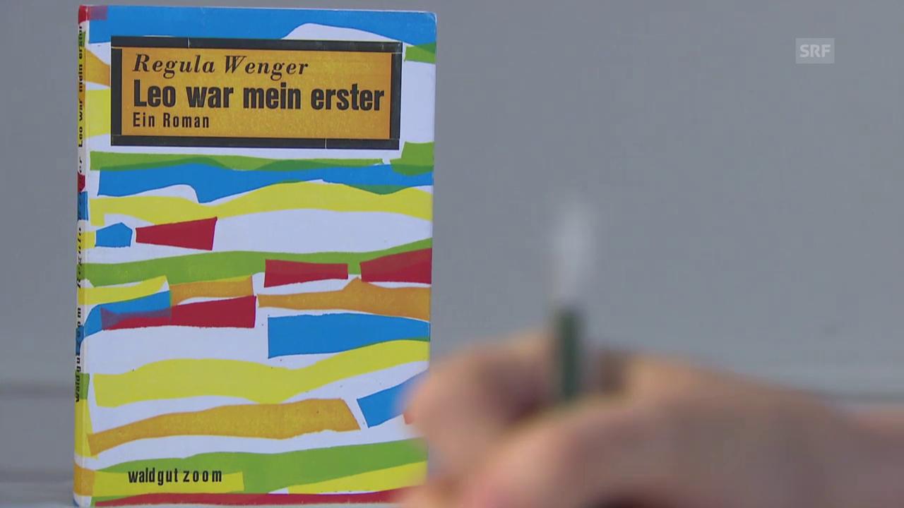Regula Wenger über ihren ersten Satz