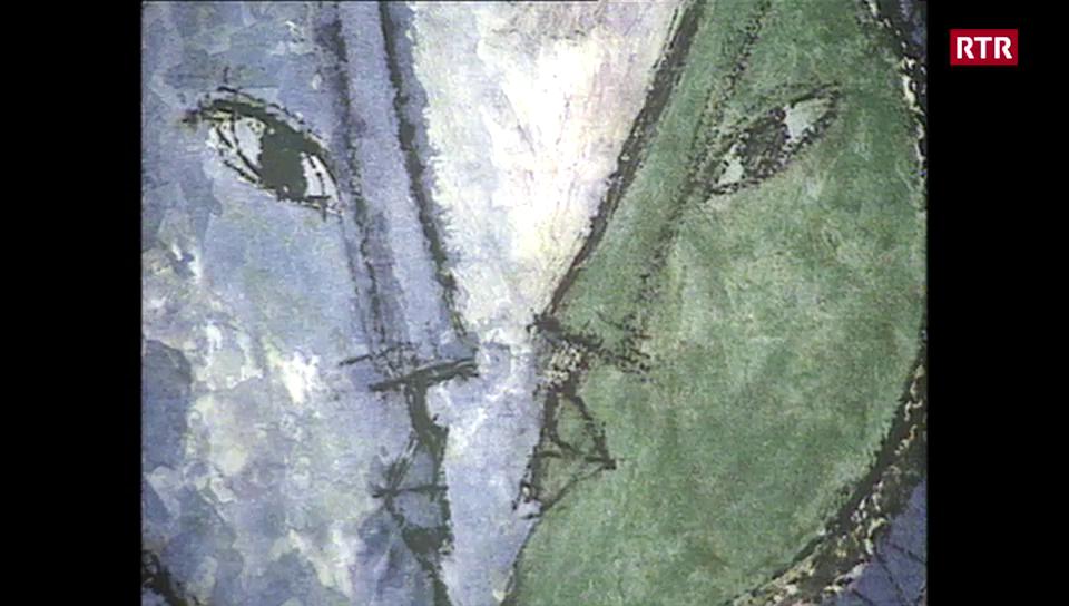 Surdada da l'emprim premi d'art da l'uvestgieu da Cuira a Rudolf Mirer
