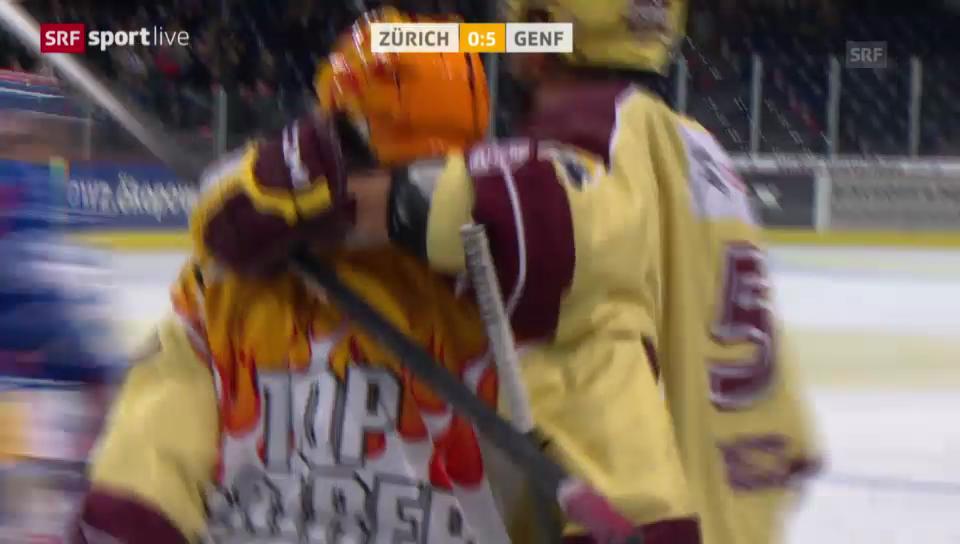 Eishockey: Lombardis letzter Treffer für Genf