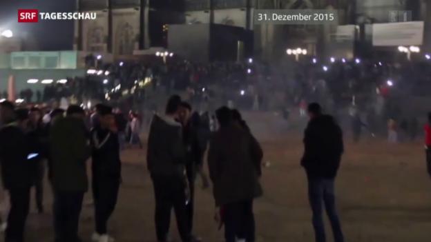 Video «Polizei war früh informiert» abspielen