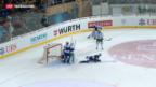 Video «Am Spengler-Cup siegen Russen gegen Tschechen» abspielen