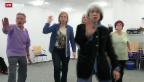 Video «Senioren entdecken Selbstverteidigungskurse» abspielen