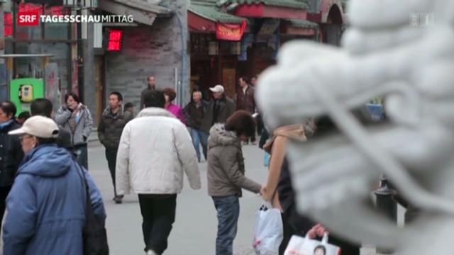 Chinesische Wirtschaft schwächelt